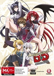 High School Dxd | Collection