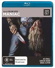 Maniac | Blu-ray