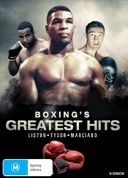 Boxing's Greatest Hits | DVD