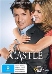 Castle - Season 5 | DVD