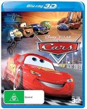 Cars | 3D Blu-ray