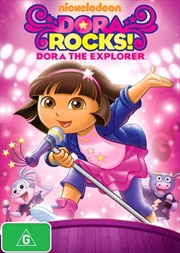 Dora The Explorer - Dora Rocks!