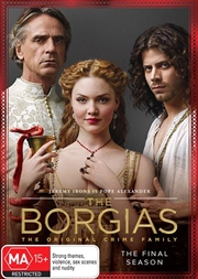 Borgias - Season 3, The | DVD
