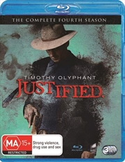 Justified - Season 4 | Blu-ray