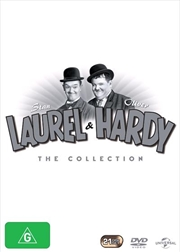 Laurel and Hardy Boxset | DVD
