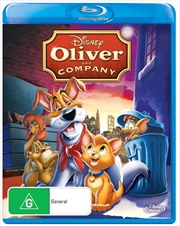 Oliver and Company | Blu-ray