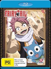 Fairy Tail - Collection 5 | Blu-ray