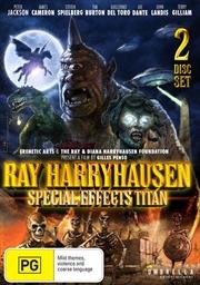 Ray Harryhausen - Special Effects Titan | DVD