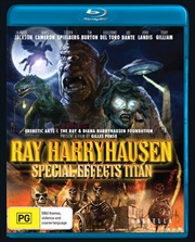 Ray Harryhausen - Special Effects Titan | Blu-ray