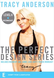 Tracy Anderson - The Perfect Design Series - Level II - Intermediate