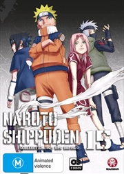 Naruto Shippuden - Collection 15 - Eps 180-192