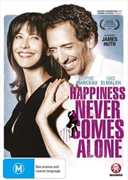 Happiness Never Comes Alone | DVD