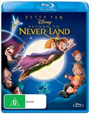 Peter Pan - Return To Never Land | Blu-ray