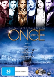 Once Upon A Time - Season 2 | DVD
