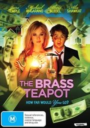 Brass Teapot, The | DVD