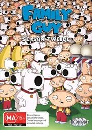 Family Guy - Season 12 | DVD