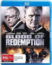 Blood Of Redemption | Blu-ray