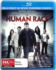 Human Race | Blu-ray + DVD, The