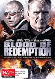 Blood Of Redemption | DVD