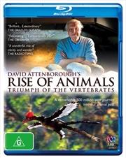 David Attenborough - The Rise Of Animals