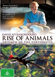 David Attenborough - The Rise Of Animals
