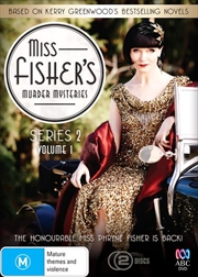 Miss Fisher's Murder Mysteries - Series 2 - Part 1