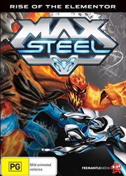 Max Steel - Rise Of Elementor
