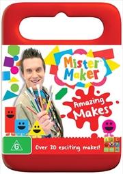 Mister Maker - Amazing Makes | DVD