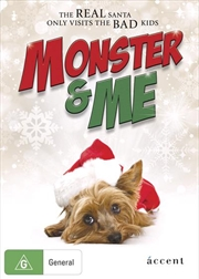 Monster and Me | DVD