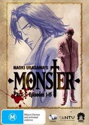 Monster - Part 1 | DVD