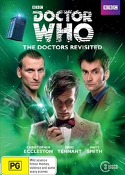Doctor Who - The Doctors Revisted - Vol 3