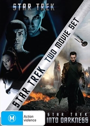 Star Trek / Star Trek Into Darkness | DVD