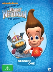 Adventures Of Jimmy Neutron - Boy Genius - Season 1