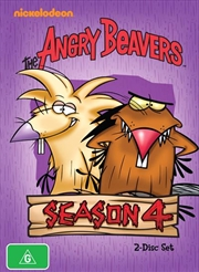 Angry Beavers - The Best Of - Season 4 | DVD