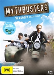 Mythbusters - Season 8 - Collection 1 | DVD