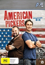 American Pickers - Season 6 | DVD