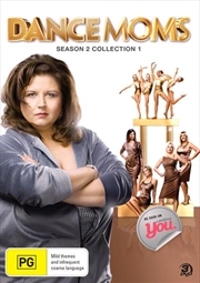 Dance Moms - Season 2 - Collection 1 | DVD