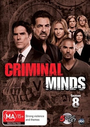 Criminal Minds - Season 8 | DVD