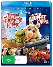 Great Muppet Caper/Muppet Treasure Island