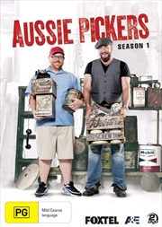 Aussie Pickers - Season 1 | DVD