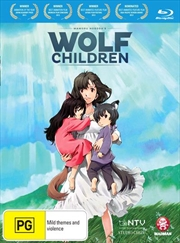 Wolf Children - Special Edition | Blu-ray