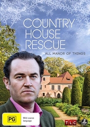 Country House Rescue - All Manor Of Things | DVD