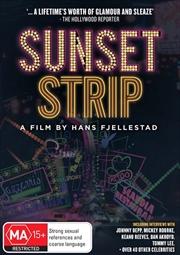 Sunset Strip: The Movie | DVD