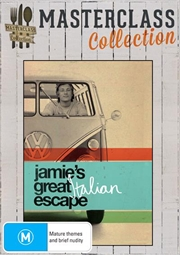 Jamie Oliver - Jamie's Great Italian Escape | Masterclass Collection