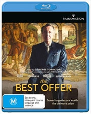 Best Offer, The | Blu-ray