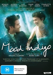 Mood Indigo | DVD