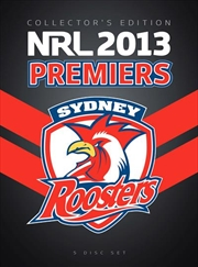 NRL - 2013 Premiers - Sydney Roosters Collector's Edition
