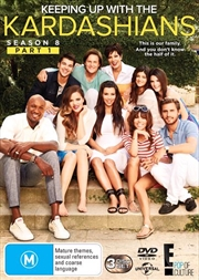 Keeping Up With The Kardashians - Season 8 - Part 1 | DVD