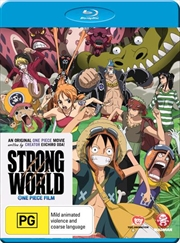 One Piece Movie - Strong World