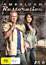 American Restoration - Collection 4 | DVD
